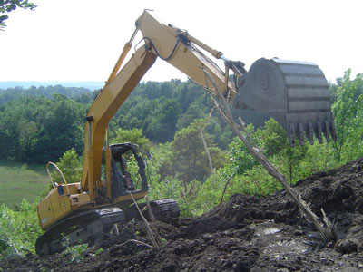 Home Page Excavator